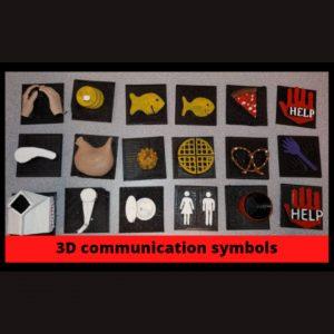 Visuelle Symbole und PECS