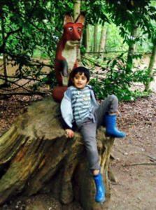 Swaran im Park